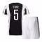 2017-18 Juventus Home Mini Kit (Pjanic 5)