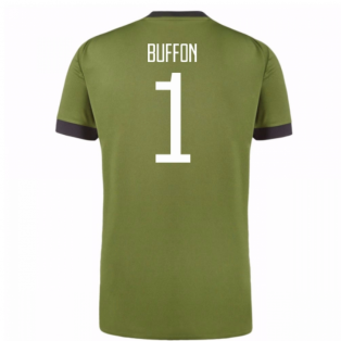 2017-18 Juventus Third Shirt (Buffon 1) - Kids