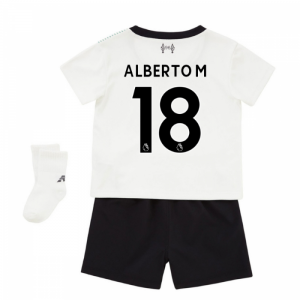 2017-2018 Liverpool Away Baby Kit