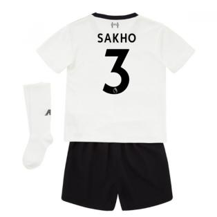 2017-18 Liverpool Away Mini Kit (Sakho 3)