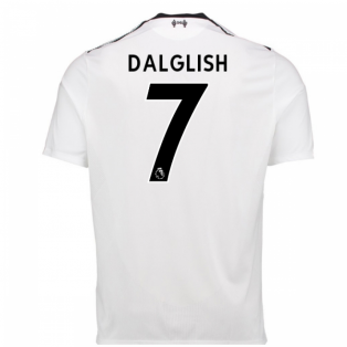 2017-18 Liverpool Away Shirt (Dalglish 7) - Kids