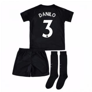 2017-18 Man City Third Mini Kit (Danilo 3)