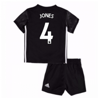2017-18 Man Utd Away Baby Kit (Jones 4)
