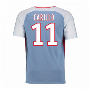 2017-18 Monaco Away Shirt (Carillo 11) - Kids