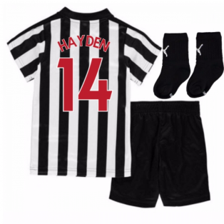 2017-18 Newcastle Home Baby Kit (Hayden 14)