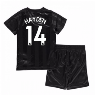 2017-18 Newcastle Third Mini Kit (Hayden 14)