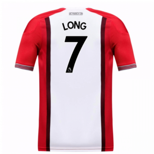 2017-18 Southampton Home Shirt (Long 7) - Kids
