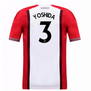 2017-18 Southampton Home Shirt (Yoshida 3) - Kids
