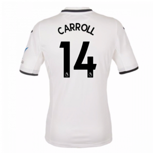 2017-18 Swansea Home Shirt (Carroll 14)