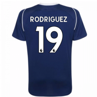 2017-18 West Brom Home Shirt (Rodriguez 19)