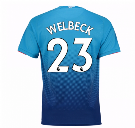 2017-2018 Arsenal Away Shirt (Welbeck 23)