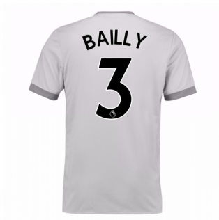 2017-2018 Man United Third Shirt (Bailly 3) - Kids