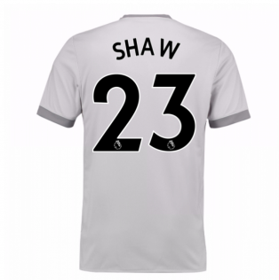 2017-2018 Man United Third Shirt (Shaw 23)