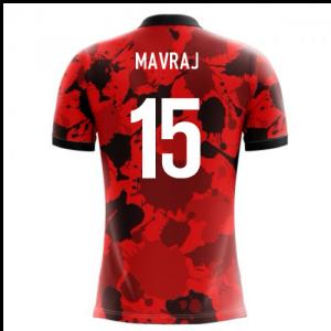 2020-2021 Albania Airo Concept Home Shirt (Mavraj 15)