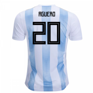 2018-2019 Argentina Home Adidas Football Shirt