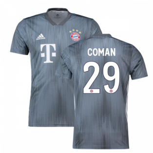 2018-19 Bayern Munich Third Shirt (Coman 29) - Kids