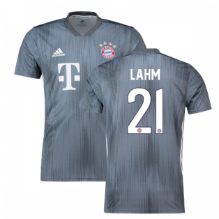 2018-19 Bayern Munich Third Shirt (Lahm 21) - Kids