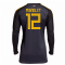 2018-19 belgium Home Goalkeeper Shirt (Mignolet 12)