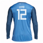 2018-19 Germany Home Goalkeeper Shirt (Leno 12)