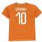 2018-19 Ivory Coast Home Shirt (Gervinho 10)