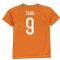 2018-19 Ivory Coast Home Shirt (Zaha 9)