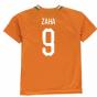 2018-19 Ivory Coast Home Shirt (Zaha 9) - Kids