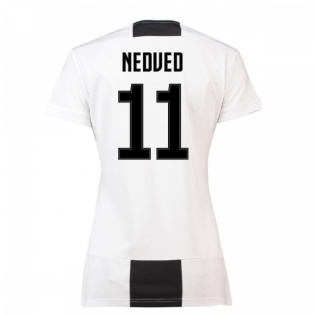 2018-19 Juventus Womens Home Shirt (Nedved 11)