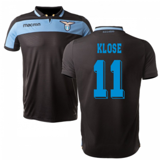 2018-19 Lazio Third Football Shirt (Klose 11) - Kids