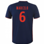 2018-19 Olympique Lyon Away Shirt (Marcelo 6)