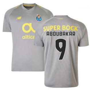 2018-19 Porto Away Football Shirt (Aboubakar 9) - Kids