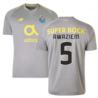 2018-19 Porto Away Football Shirt (Awaziem 5) - Kids