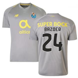 2018-19 Porto Away Football Shirt (Bazoer 24) - Kids