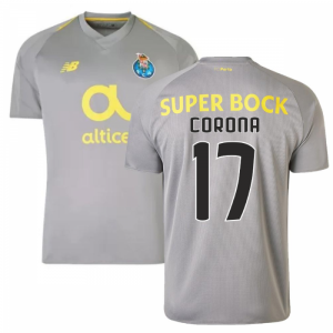 2018-19 Porto Away Football Shirt (Corona 17) - Kids