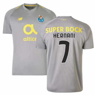 2018-19 Porto Away Football Shirt (Hernani 7) - Kids