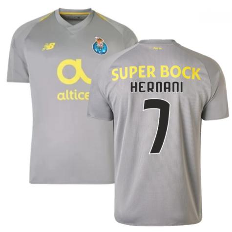 2018-19 Porto Away Football Shirt (Hernani 7)