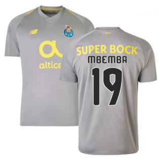 2018-19 Porto Away Football Shirt (Mbemba 19) - Kids