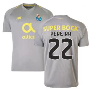 2018-19 Porto Away Football Shirt (Pereira 22)