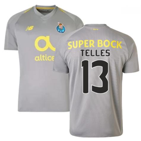 2018-19 Porto Away Football Shirt (Telles 13)