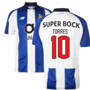 2018-19 Porto Home Football Shirt (Torres 10)