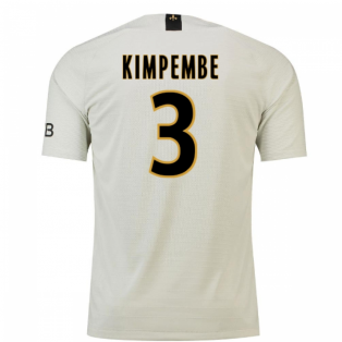 2018-19 Psg Away Football Shirt (Kimpembe 3)