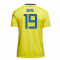 2018-19 Sweden Home Shirt (Berg 19) - Kids
