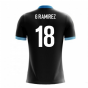 2018-19 Uruguay Airo Concept Away Shirt (G Ramirez 18)