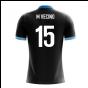 2018-19 Uruguay Airo Concept Away Shirt (M Vecino 15) - Kids