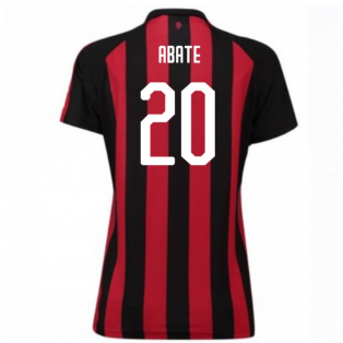2018-2019 AC Milan Puma Home Womens Shirt (Abate 20)