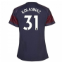 2018-2019 Arsenal Puma Away Ladies Shirt (Kolasinac 31)
