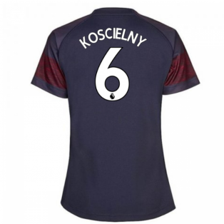 2018-2019 Arsenal Puma Away Ladies Shirt (Koscielny 6)