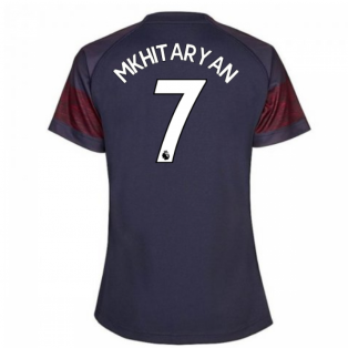 2018-2019 Arsenal Puma Away Ladies Shirt (Mkhitaryan 7)