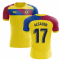 2018-2019 Barcelona Fans Culture Away Concept Shirt (Alcacer 17)