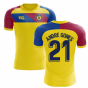 2018-2019 Barcelona Fans Culture Away Concept Shirt (Andre Gones 21) - Baby