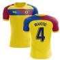 2018-2019 Barcelona Fans Culture Away Concept Shirt (I.Rakitic 4)